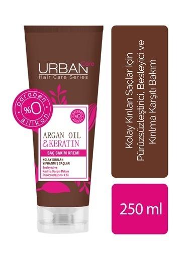 Urban Care Argan Yağı & Keratin İçeren, Besleyici & Kırılma Karşıtı Saç Kremi 250 Ml Renksiz